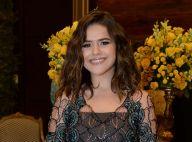 Maisa Silva comenta dificuldade em transição capilar: 'Mexe com a autoestima'