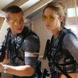 Brad Pitt e Angelina Jolie começaram a namorar no set de filmagem de 'Sr. e Sra. Smith'