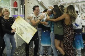 André Marques vence 'Super Chef Celebridades', chora e divide prêmio com colegas