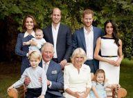 Caçula de Kate Middleton e William, Louis rouba a cena em nova foto da realeza