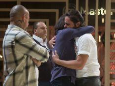 Masterchef: saída de André tem choro descontrolado e discurso comovente de Paola