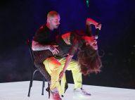 Anitta faz nova performance sexy com J Balvin em show do cantor na Argentina