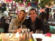 Ticiane Pinheiro comemora um ano de casamento com Cesar Tralli: 'Realizada'