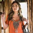 Adriana Esteves colocou mega-hair e teve mudança inspirada em Gisele Bundchen para viver Laureta na novela 'Segundo Sol', antecessora de 'O Sétimo Guardião'