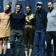Maria Casadevall, Klebber Toledo, Sophie Charlotte e Cauã Reymond participaram de painel da Globo na Comic Con Experience