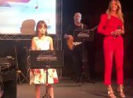 Rafaella Justus canta com Ticiane Pinheiro em apresentação de música. Vídeo!