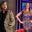 Luciana Gimenez fala sobre a relação com Mick Jagger: 'Meu amigo, pai do meu filho'