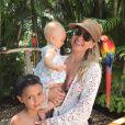 Mãe de Arthur e Manuela, Eliana encheu de amor sua timeline no Instagram