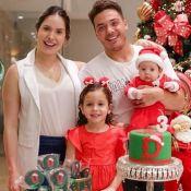 Wesley Safadão mostra fotos do 3º mesversário do filho Dom. Veja fotos!