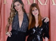 Marina Ruy Barbosa e Gisele Bündchen elegem looks com brilho para festa. Fotos!