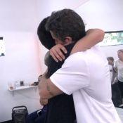 Marcos Mion se emociona com apresentação de dança do filho autista: 'Evolução'