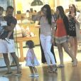 Malvino     Salvador é fotografado   com a família durante passeio no shopping Village Mall, na Barra da Tijuca, zona oeste do Rio de Janeiro, neste domingo, 23 de dezembro de 2018