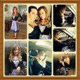 Zilu Godoi  posto foto da  mudança nos cabelos abraçada com uma amiga no Instagram e comemora: 'Mudança'