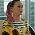 Katy Perry diz que não está menos romântica, em entrevista ao 'Fantástico': 'Talvez mais realista'