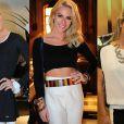 Fashionista, Giovanna Ewbank gosta de experimentar tendências