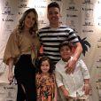 Wesley Safadão não abre mão dos momentos com a família