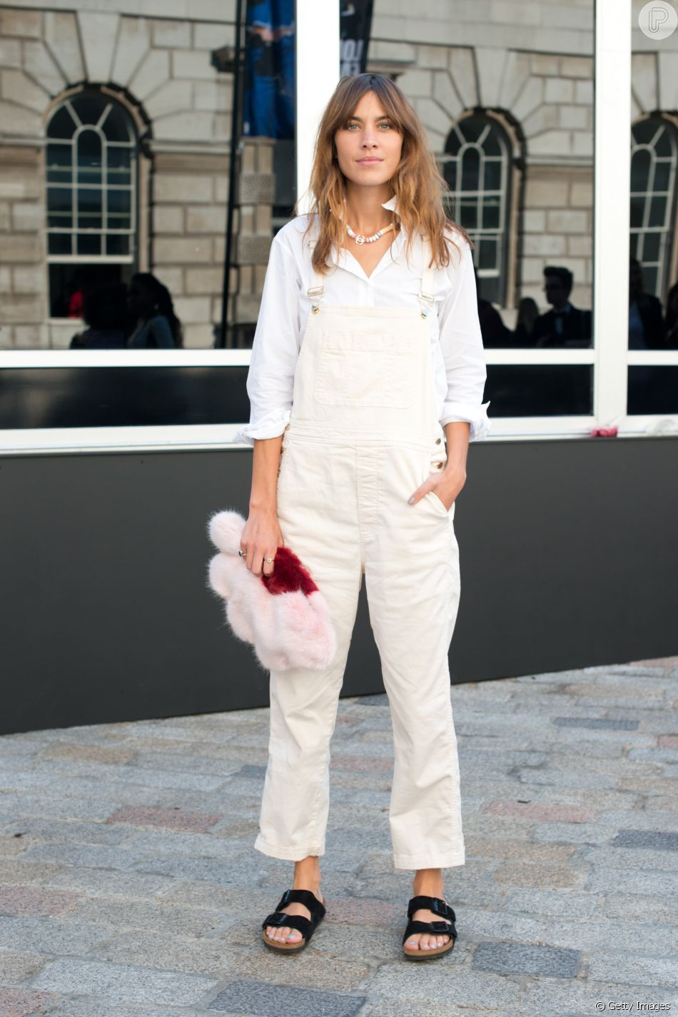 Papete: a trendsetter Alexa Chung
