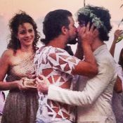 Leandra Leal celebra casamento gay de ex-'BBB': 'Viva a família do coração'