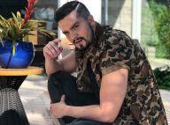Luan Santana surge de cabelo novo e faz piada sobre visual: 'Cabem 2 caminhões'