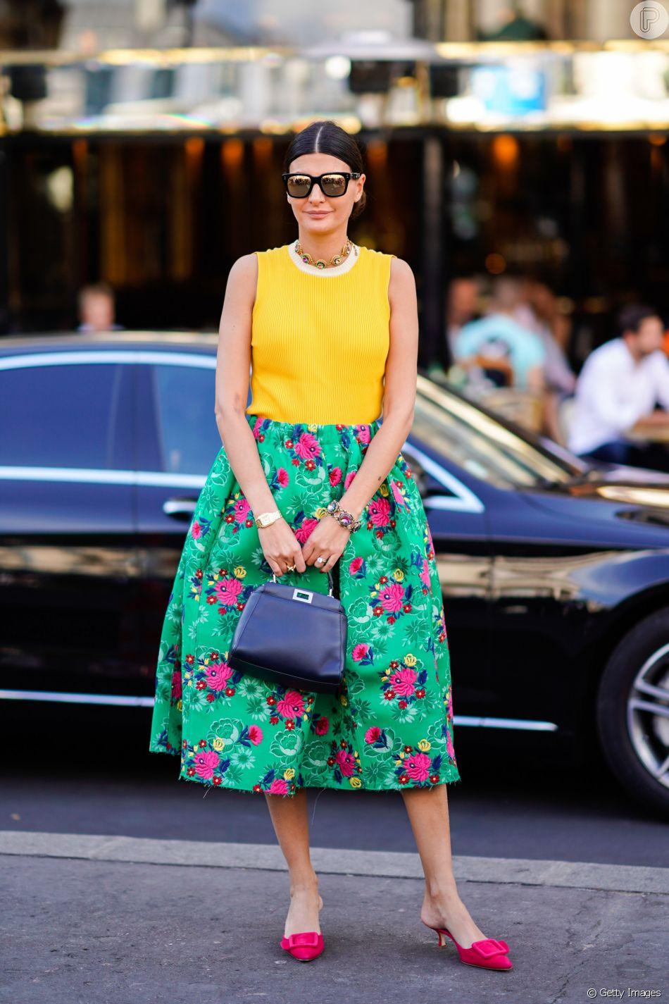 aac6172e798 Moda de verão  looks e tendências da estação pra você se inspirar ...