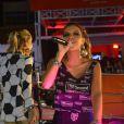 Mariana Rios tinha dado um tempo na carreira de cantora
