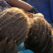 Filha de Angélica aparece com trança nagô no cabelo e Xuxa elogia: 'Eva linda'