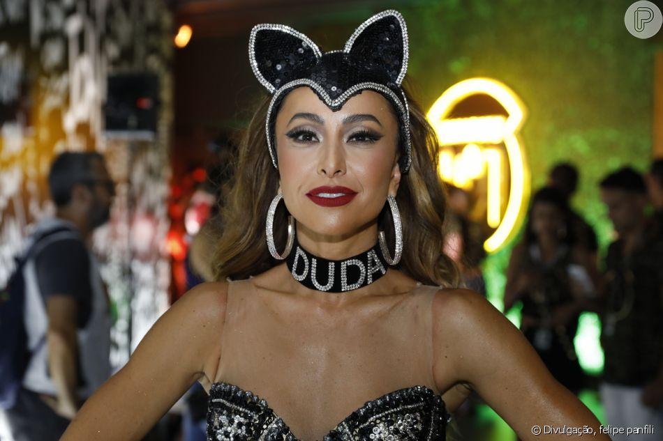 Sabrina Sato vai desfilar no Carnaval 2019   Especial. Quando minha ... fb5db49924
