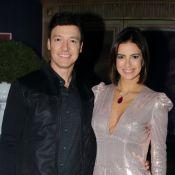 Rodrigo Faro posa só de sunga com Vera Viel e web zoa: 'Humilhou o Leo Santana'