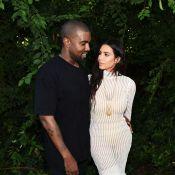 Mulher de Kanye West, Kim Kardashian anuncia sexo do 4° filho: 'É um menino!'