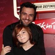 Rodrigo Lombardi festeja 11 anos do filho e web aponta: 'Cara da mãe'. Veja foto