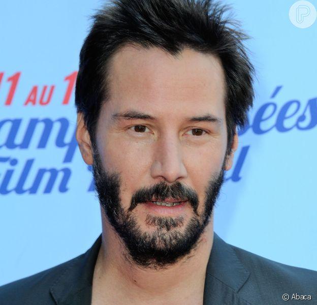 Keanu Reeves tem casa invadida em Hollywood na última segunda-feira, 15 de setembro de 2014