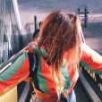 Bruna Griphao também aposta em looks coloridos