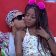 Luane Dias repaginou o visual após fim do namoro com o cantor Leonardo Stronda