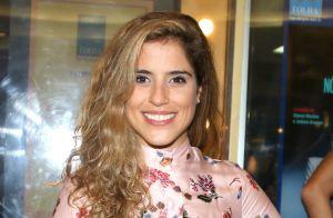 Grávida pela 1ª vez, Camilla Camargo vai ser mãe de um menino: '12 semanas'