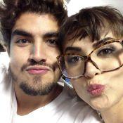 Maria Casadevall fala sobre namoro com Caio Castro: 'Não escondo nada'