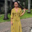 Thais Fersoza inspira os fãs pelo seu estilo fashion
