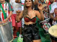 Quebra tudo! Mileide Mihaile mostra samba no pé em ensaio da Grande Rio. Vídeo!