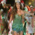 Juliana Paes é rainha de bateria da Grande Rio