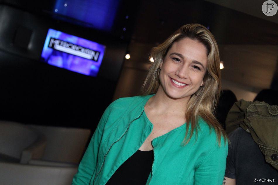 Fernanda Gentil será mãe de ma adolescente no cinema
