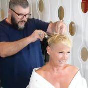 Xuxa radicaliza em visual e Ivete a elogia por cabelo raspado: 'Maravilhosa'