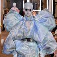 Desfile Balmain na Primavera / Verão da Semana de Moda de Paris: volume e colorido suave