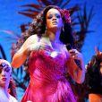 Rihanna e Bryson Tiller agitaram o público e telespectadores em uma performance sensual de 'Wild Thoughts', sucesso deDJ Khaled