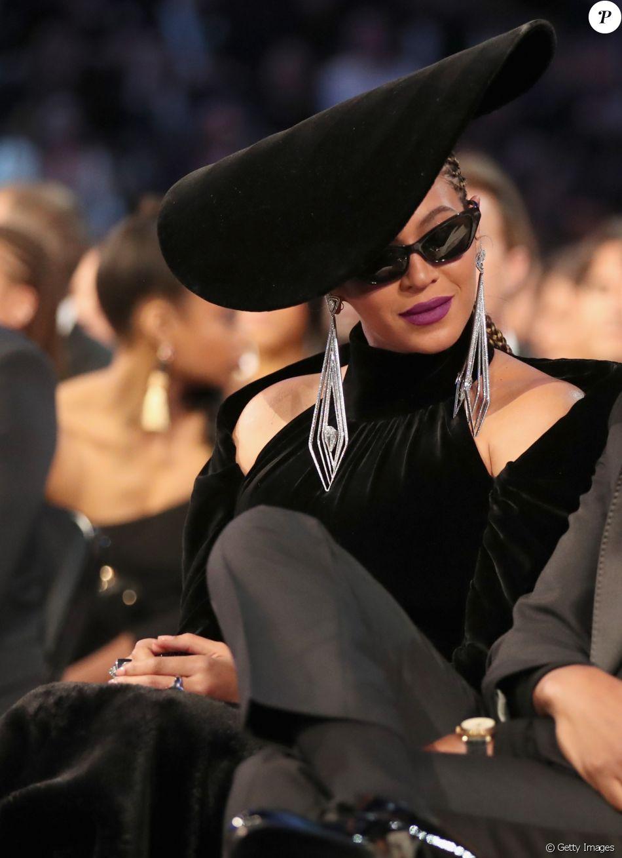 Filha de Beyoncé e Jay-Z, Blue Ivy rouba a cena no Grammy 2018, neste domingo, 28 de janeiro de 2017