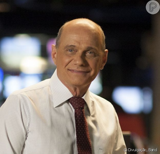 Ricardo Boechat morre, aos 66 anos, em queda de helicóptero em SP