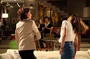 'Império': Maria Marta bate em Danielle e ameaça: 'Te furo toda'; veja fotos