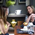 Adriana Birolli vive Amanda (Adriana Birolli), rival de Danielle (Maria Ribeiro) na novela 'Império'