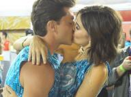Camila Queiroz e Klebber Toledo namoram na Sapucaí. Veja fotos do casal!