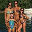 Vera Viel é casada com Rodrigo Faro, com quem tem três filhas