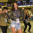 Bruna Marquezine dançou em carnaval do Rio de Janeiro neste sábado, 9 de março de 2019