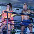 Luisa Mell também prestigiou a amiga Anitta
